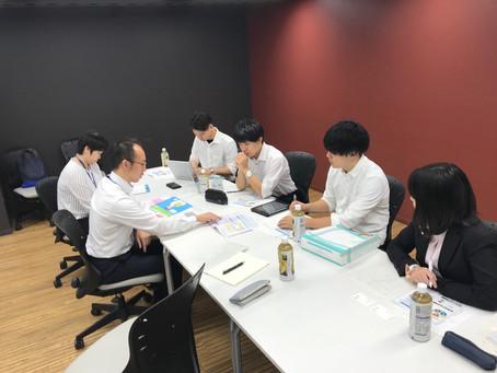 Visit and Interview at KAWAI Juku in Sendai