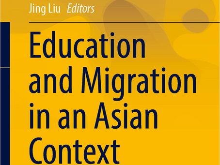 New publications on education and migration in the Asian Context!