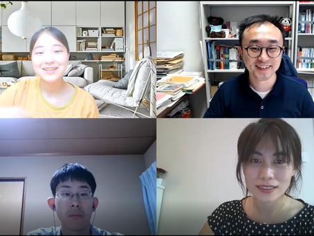 Online Overseas Education Fieldwork 2021
