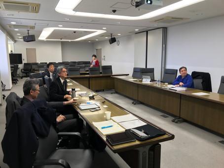 Jan.31, 2020 Visit by Dr. Ka Ho Mok, Prof. and Vice President of Lingnan University, Hong Kong