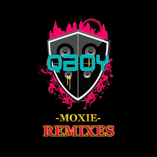 2011 - Moxie Remixes (Album cover).jpg
