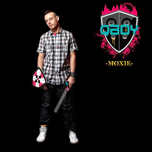 2009 - Moxie (Album cover).jpg