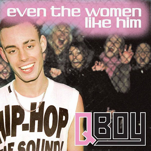 2004 - Even The Women Like Him (E.P. cov