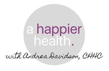 Logo - AHH with Andrea Davidson, CHHC.PN