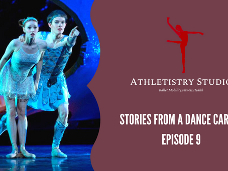 Stories From a Dance Career Episode 9