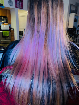 Colorlyage with Itely Rose Gold