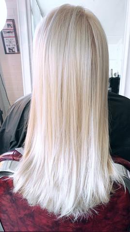 Ionic Blonde