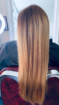 Bayalage & Root Touch (Going Blonde)