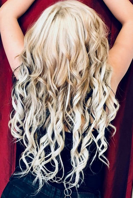 Natural Beaded Row Extensions