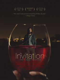 A Stream of Ingenuity: THE INVITATION