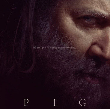 The Man in the Arena: PIG