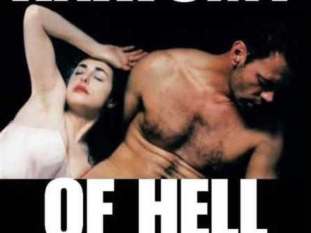 Title is Dead On: ANATOMY OF HELL