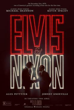 Absurdism At It's Finest: ELVIS & NIXON