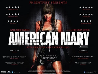 WIHM: Day #1 AMERICAN MARY
