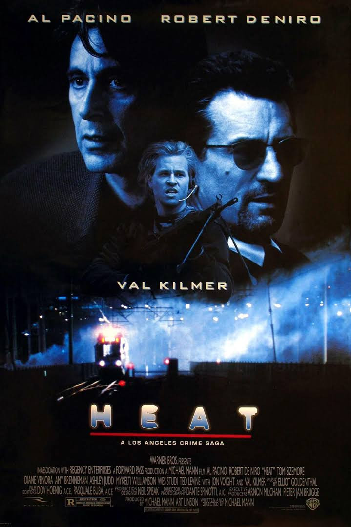 DVD cover, 1995