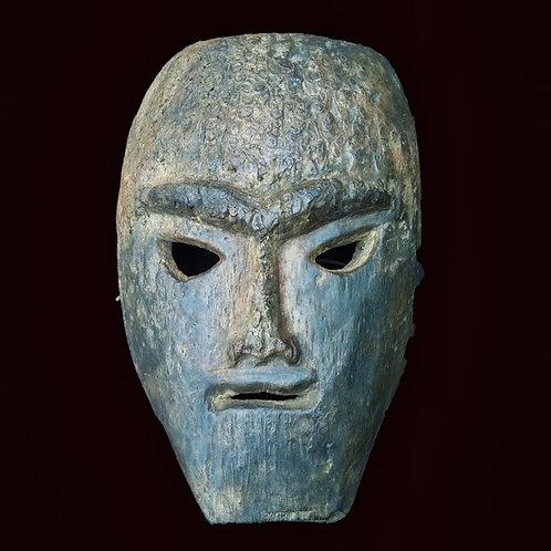 East Timor Tribal Ceremonial Mask