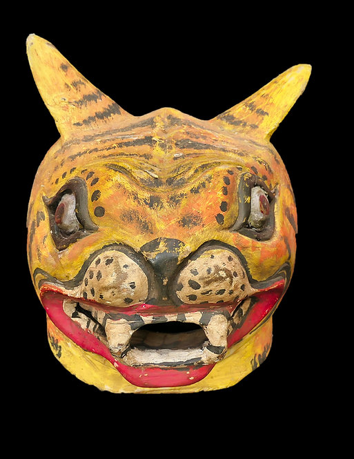Topeng full head mask - Tiger