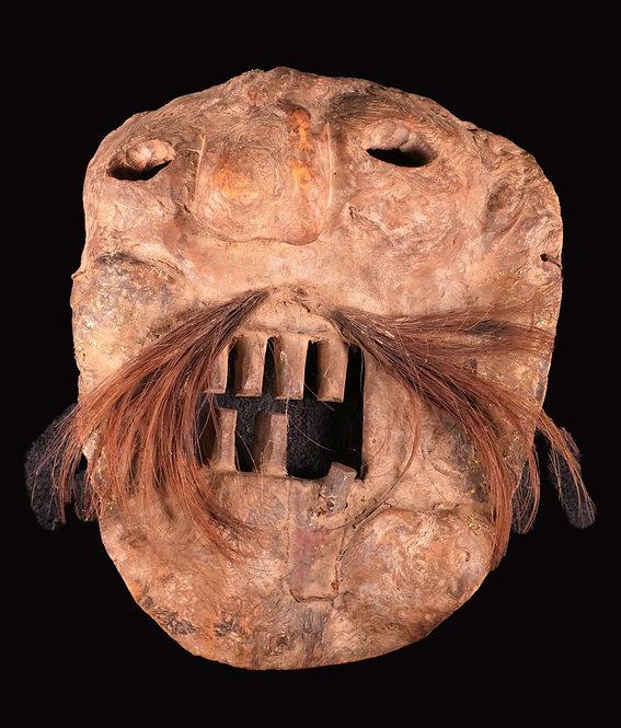Nepalese Shaman Mask