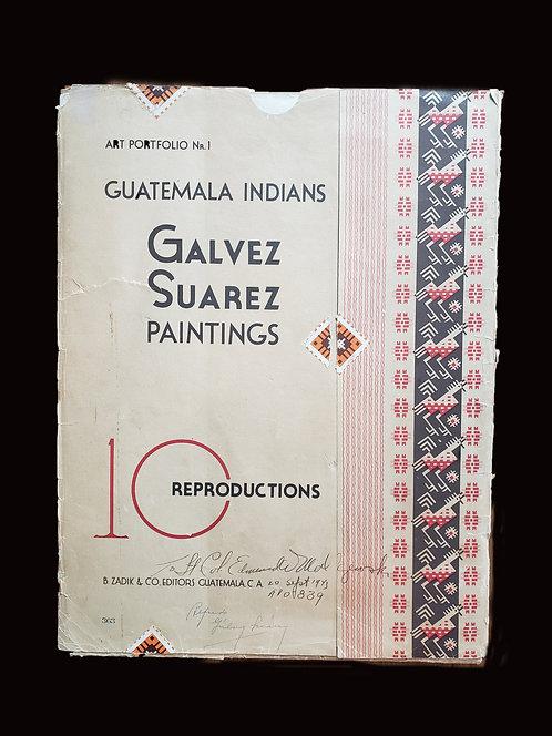 Alfredo Galvez Suarez Art Portfolio Nr. 1, including 10 of his most famous Nati
