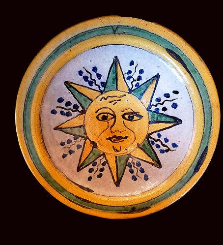Tazón con Sol (bowl) - Montiel
