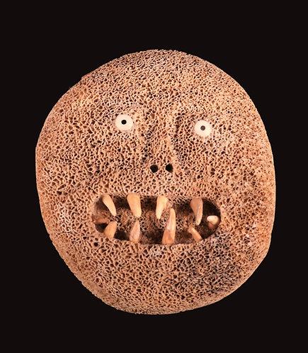 Whale Bone Mask