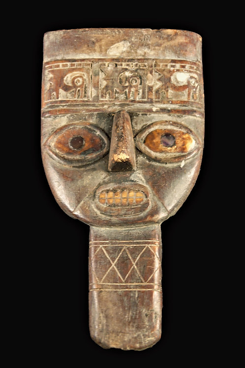 Chancay or Moche Burial Mask (SOLD)