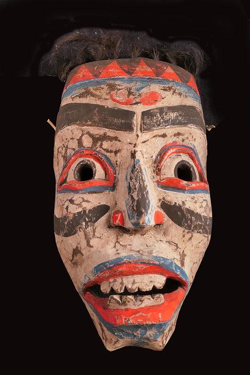 Haida mask