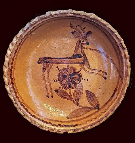 Mexican Earth ware Bowl - San Miguel Allende