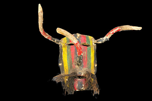 Diablo Mexican Mask
