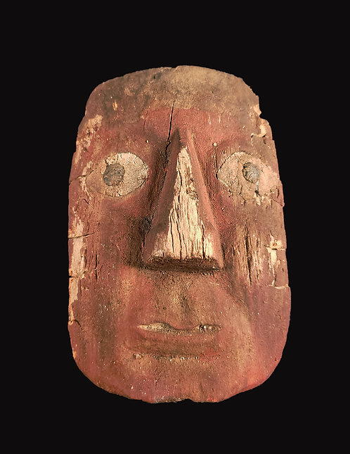 Chancay Burial Mask (SOLD)