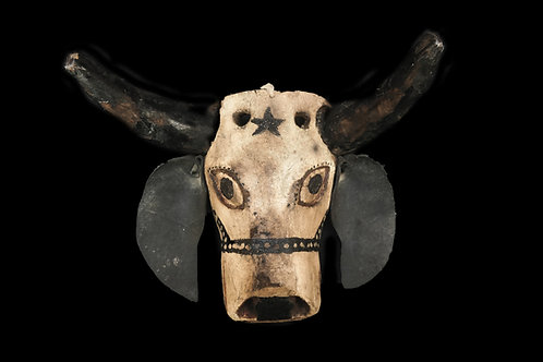 Torito Mexican Mask