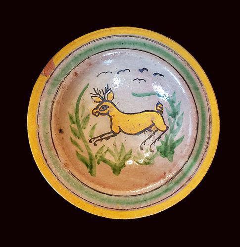 Tazón con Venado (bowl) - Montiel