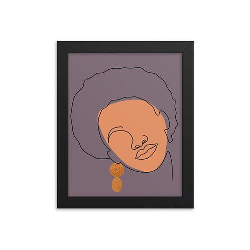 Faces of Femme (Framed)