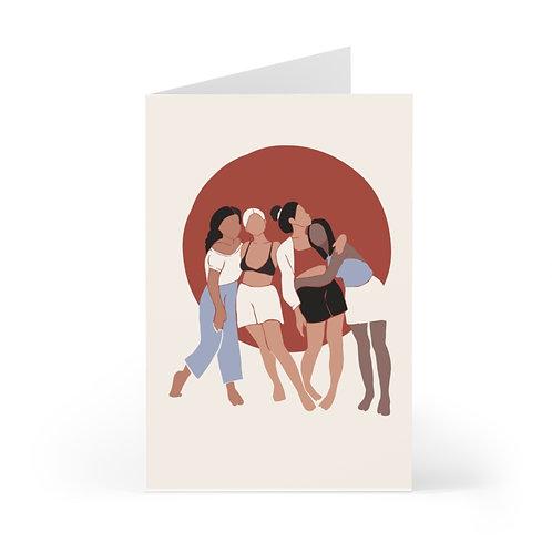 Sister's Circle Greeting Cards (7 pcs)