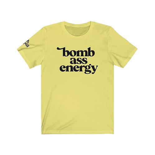 Rich Soul Bomb Ass Energy Tee