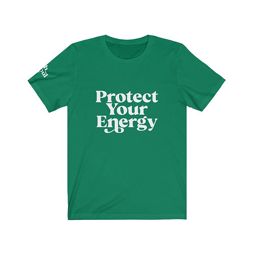 Rich Soul Protect Your Energy Tee
