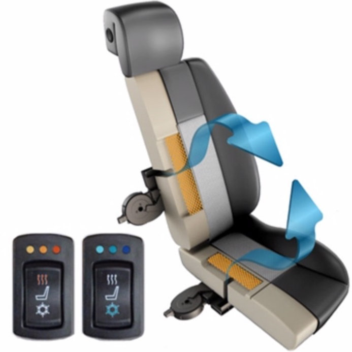 Seat Heating & Cooling System