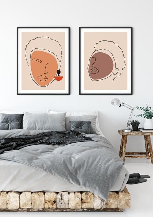 Framed Art + Prints