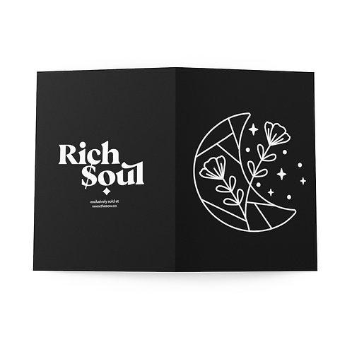 Rich Soul Exclusive Mystical Greeting Cards (8pcs)