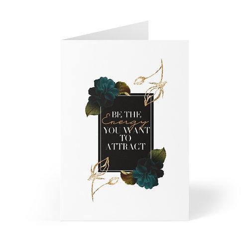 /sō/ affirmed Greeting Cards (8 pcs)