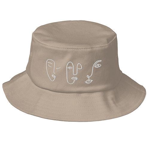 Cherchez La Femme Bucket Hat