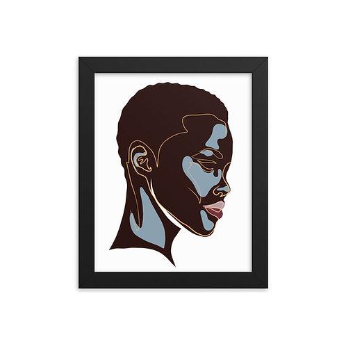 Black Beauty (Framed)