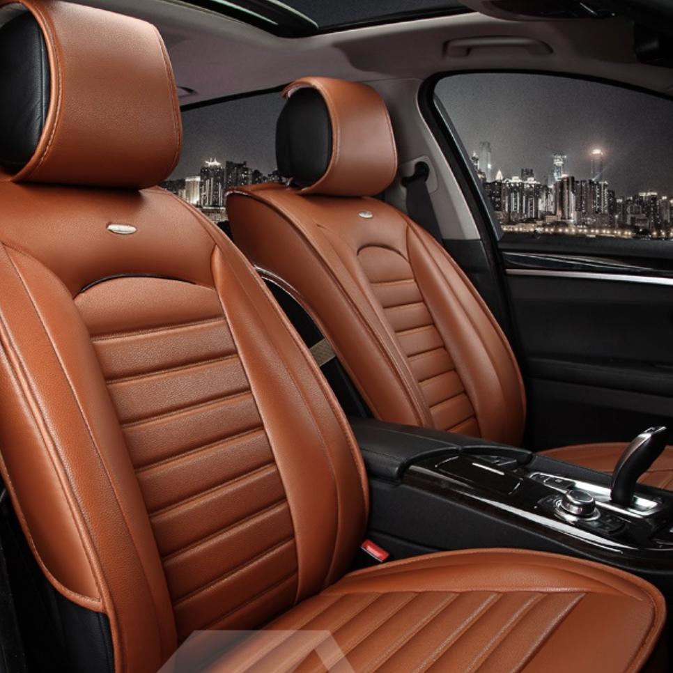 Custom Leather Seating