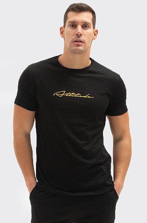 Ανδρικό  Τ-shirt  Xappy  Black