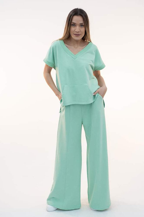 Σετ Γυναικείο μπλούζα παντελόνα SECRET