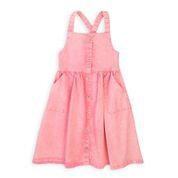 Φόρεμα τύπου τζιν για κοριτσάκι από 8-13 ετών MINOTI