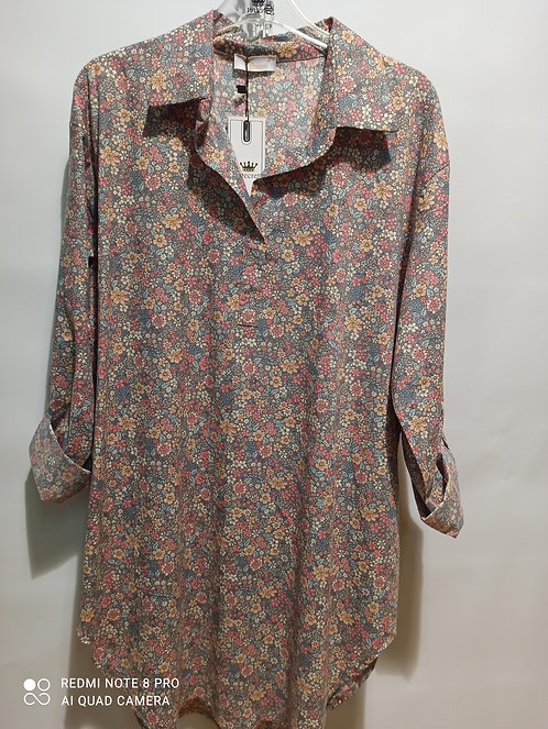 Φόρεμα Πουκαμίσα της SRCRET FASHION
