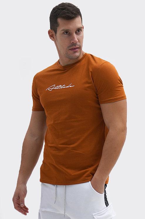 Ανδρικό  T-shirt Plus Cinnamon