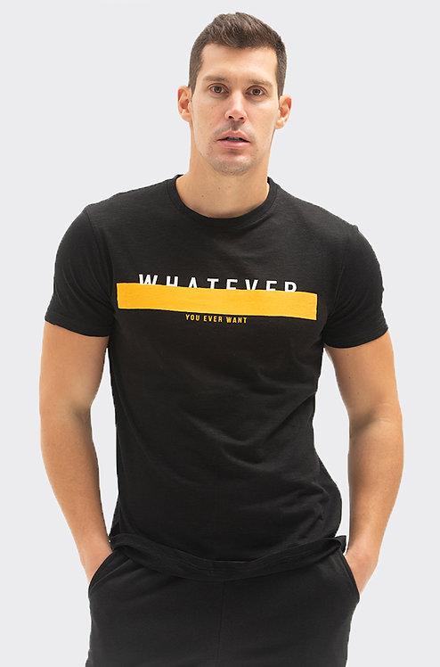 Αντρικό  T-shirt  ATTIDUTE