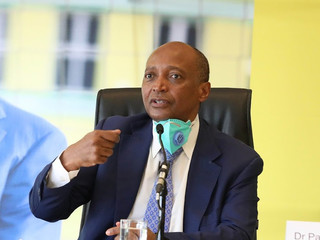 Patrice Motsepe elected New CAF President